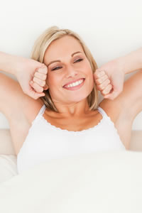 The vitality of waking up refreshed after a proper regenerative sleep will benefit your whole day.