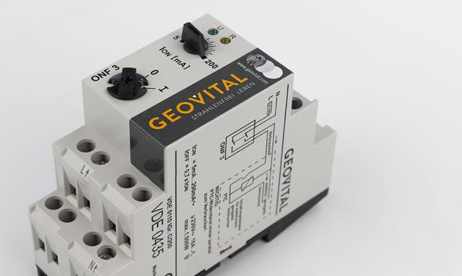 netzfreischalter geovital circuit cutoff switch ONF3_670 circuit cut off switch geovital academy academy for radiation