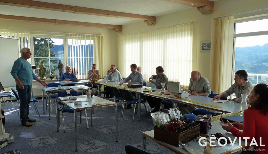 Seminare in der GEOVITAL Akademie
