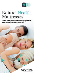 Geovital natural health mattresses