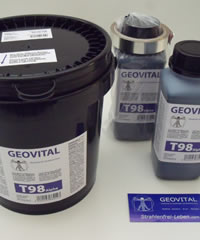 T98 Alpha shielding paint by Geovital