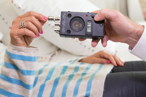 How much better would you feel without high frequency radiation exposure in bed?