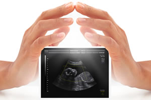 Protect the unborn child against radiation from every day devices.