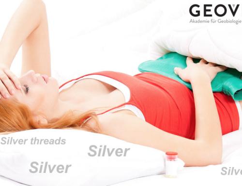Does silver improve a sleeping environment?