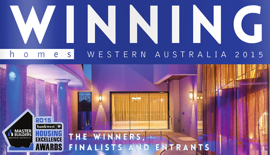 Master Builders Housing Excellence Awards Australia 2015
