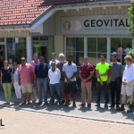 Students of the 2015 GEOVITAL Geobiology workshop.