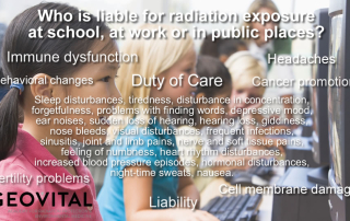 Medical evidence of health damaged caused by radiation exposure is mounting.