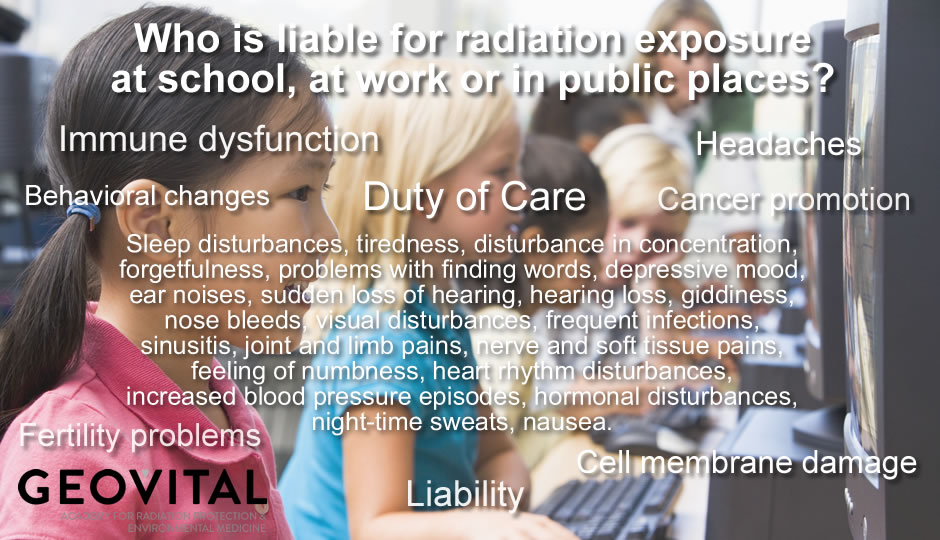 Risks, regulations & liability of EMF radiation exposure P1 ...