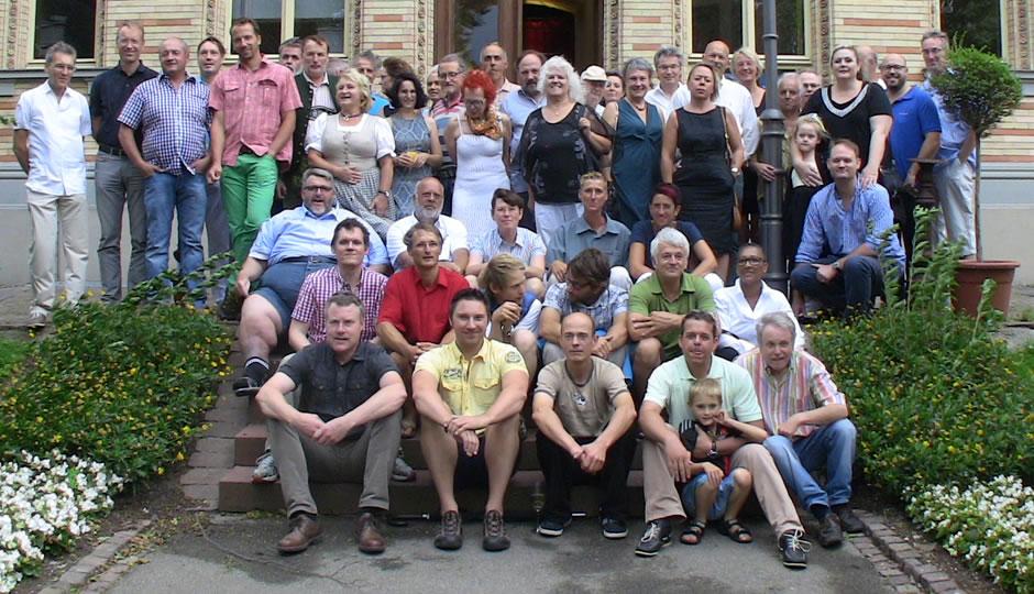 Sommerfest GEOVITAL 2015