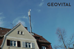 Too many phone towers in residential areas.