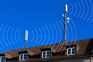 Exposure to phone tower radiation is increasing every year