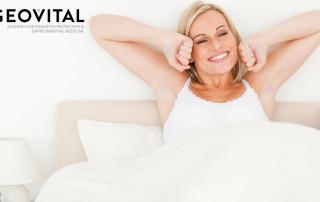 Geovital mattress information event