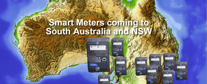 Smart meters are coming to South Australia and NSW