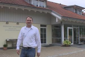 Patrick van der Burght at the Geovital Academy Sulzberg