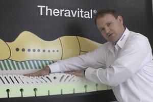 Patrick van der Burght - healthy mattress