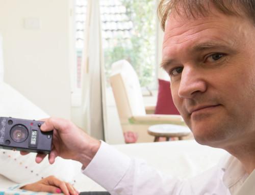 Electricsense – Lloyd Burrell interviews Patrick van der Burght