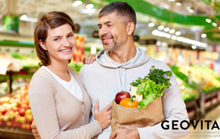 Food and nutrients can support the body when exposed to EMF radiation