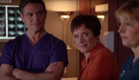 Holby CIty TV series features educates about the existence of electromagnetic hypersensitivity (EHS) - image by BBC