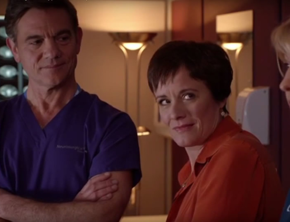Holby City educates viewers on Electromagnetic Hypersensitivity (EHS)