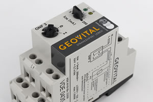 GEOVITAL Circuit Cut-off Switch automatically 'cuts' the power to a circuit when not being used