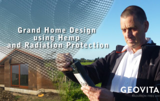 Grand Designs features a EMF radiation shielded hemp home in New Zealand
