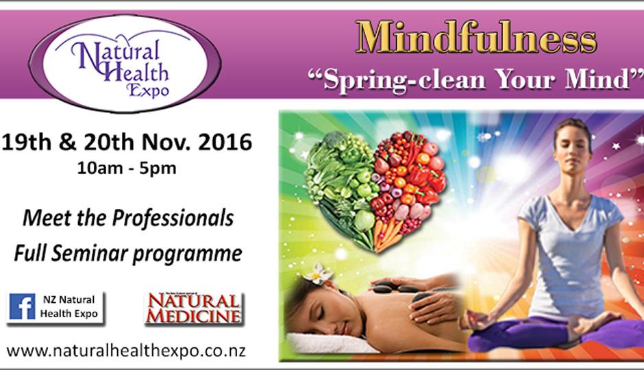 Natural Health Expo in Hamilton New Zealand