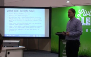 Presentation about EMF radiation by GEOVITAL