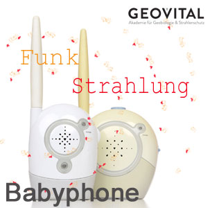 Electrosmog from Baby Monitors
