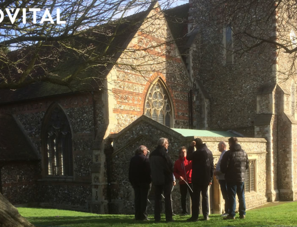 Geovital's Geobiology EMF Training Course in Braintree, Essex, a total success