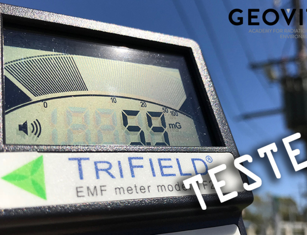 The new TF2 Trifield gauss meter as tool for the amateur – Product review & test