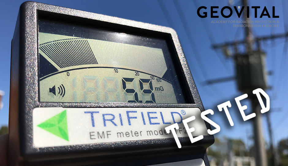 The Trifield TF2 meter can be a popular amateur meter to investigate magnetic field exposure.