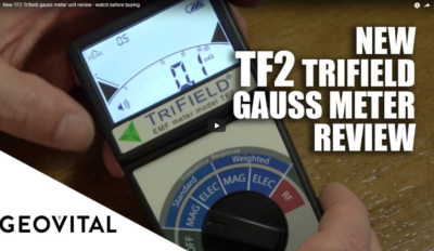 TF2 gauss meter review