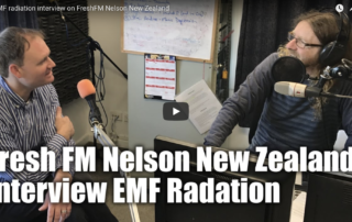 EMF radiation interview on FreshFM Nelson New Zealand