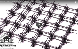 non-metal concrete reinforcement is a great alternative to as an EMF proof rebar