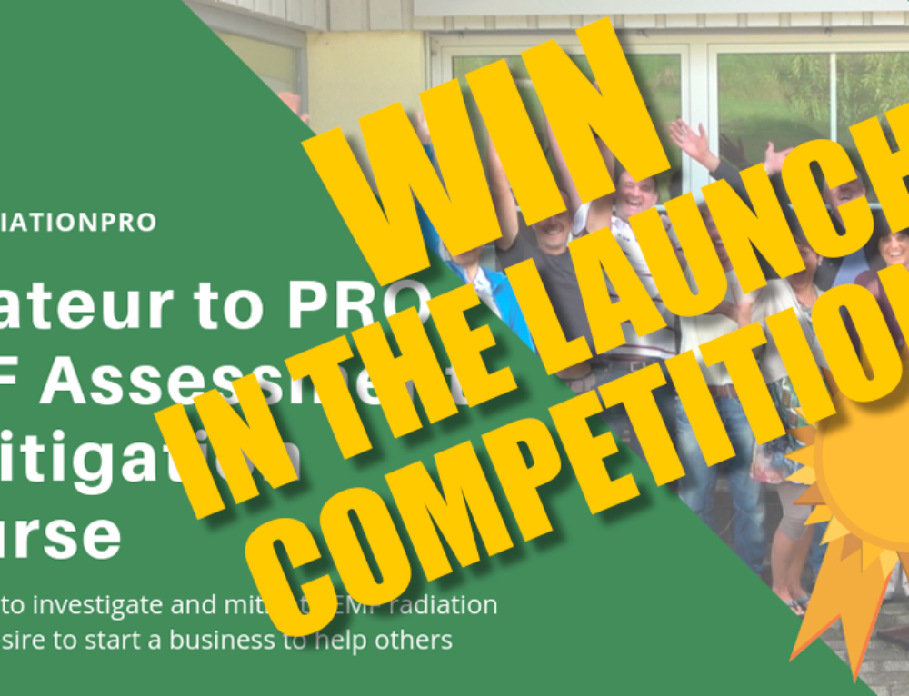 New Online Course Competition to WIN