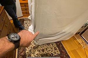 NOVA Shielding Canopy for EMF radiation