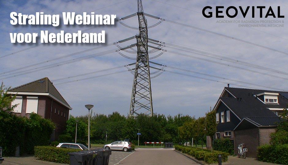 straling in nederland webinar