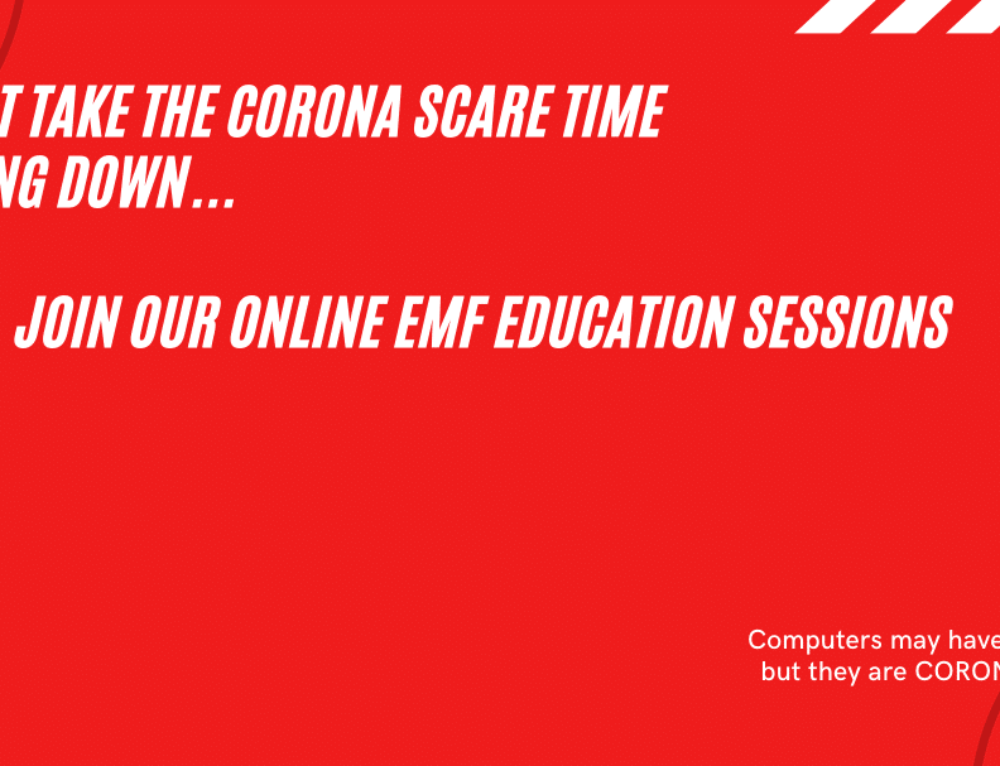 CORONA Time is Study Time – Join us online