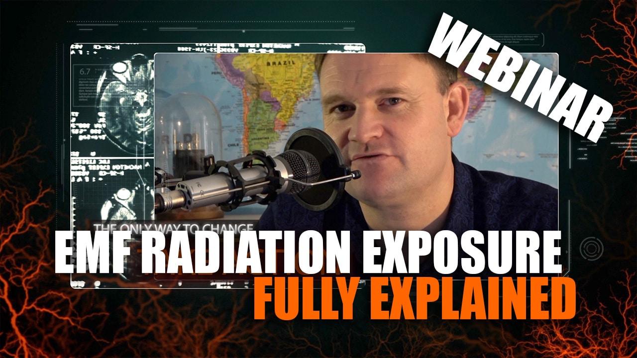 EMF Radiation Webinar