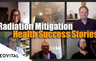 health recovery stories from radiation protection consultants