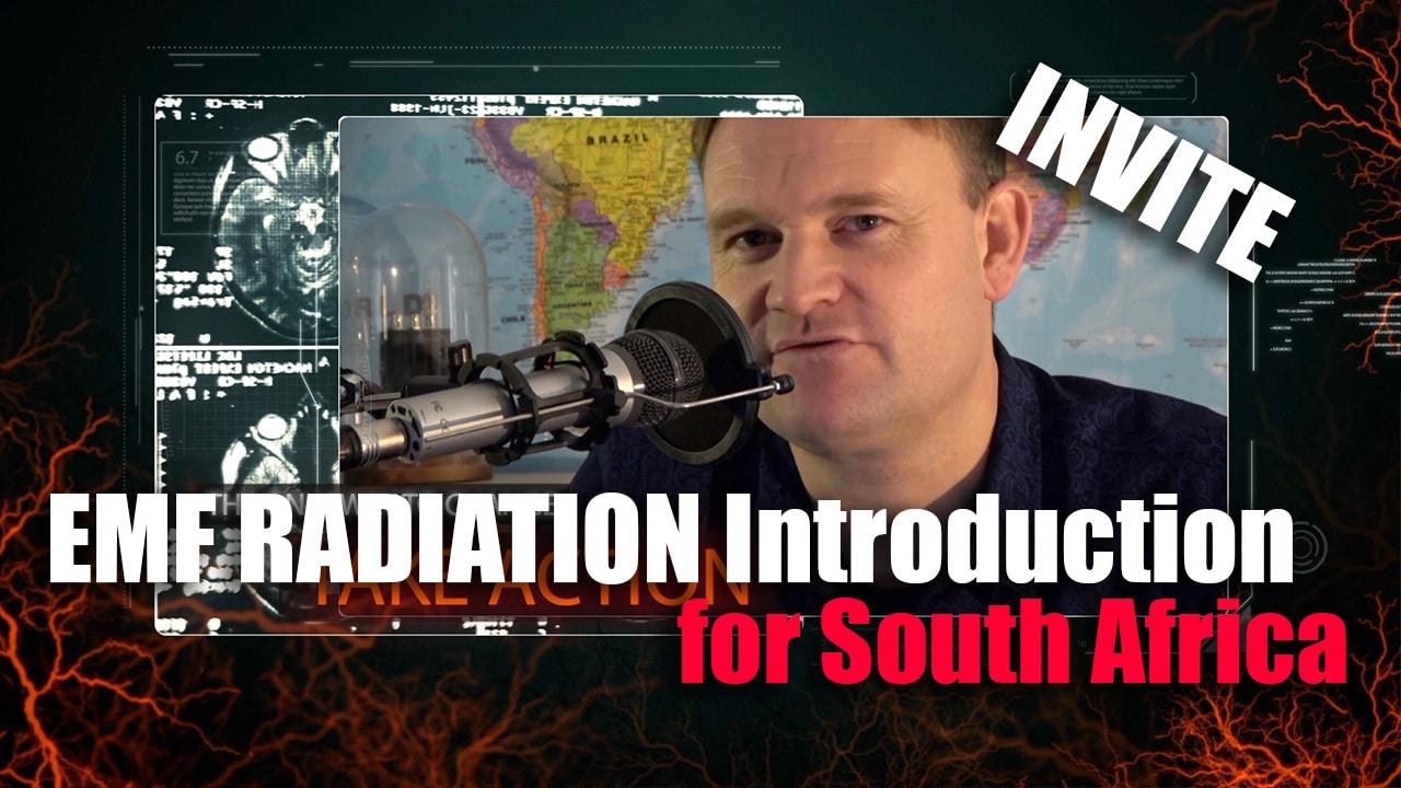 EMF Radiation South Africe