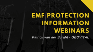 EMF webinar series to educate about electronic pollution assessment and mitigation