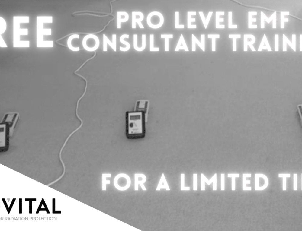 Video: FREE Pro-Level EMF Consultant Training Sessions