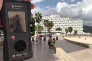 EMF Radiation levels are high in holiday destinations like Majorca