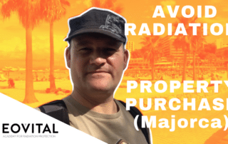 EMF radiation avoidance in a (holiday) home purchase. Majorca example